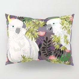 Cockatoos Pillow Sham