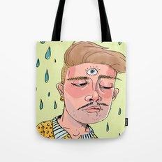 Sad Enlightenment Tote Bag