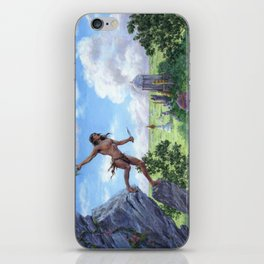 The Lost City of Opar iPhone Skin