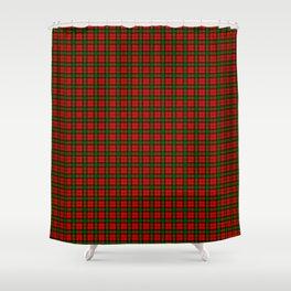 Kerr Tartan Plaid Shower Curtain