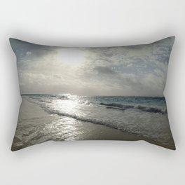 Bermuda in the Morning Rectangular Pillow