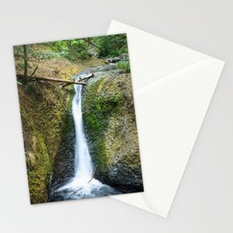 Middle Oneonta Falls Stationery Cards