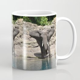 Elephant Ears Coffee Mug