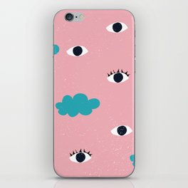eyes iPhone Skin