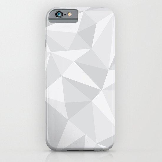 White Deconstruction iPhone & iPod Case