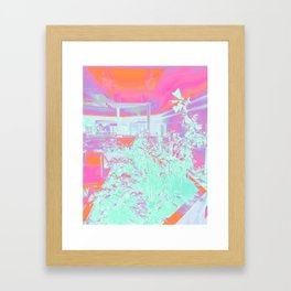 Shopping Trip Framed Art Print