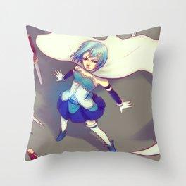 Madoka Magica: Sayaka Throw Pillow