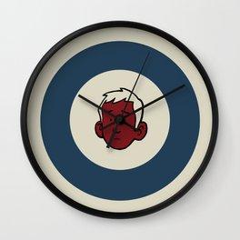 Fahrradmod Logo Wall Clock