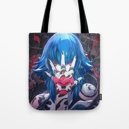 The Demon Tote Bag