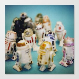 These Aren't the Droids You're Looking For Canvas Print