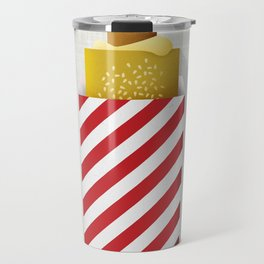 French Hotdog Travel Mug