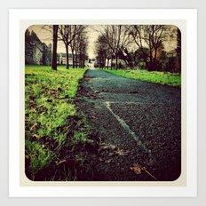 Swords Park - Instagram Art Print