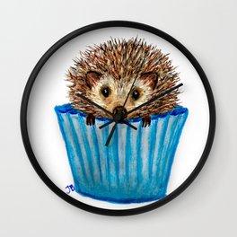 Prickle Muffin Wall Clock
