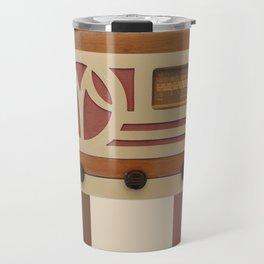 Neo-Metropolitan Travel Mug