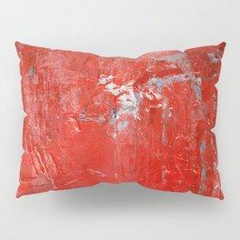 Red Pillow Sham