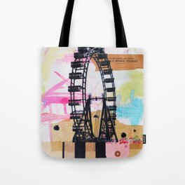"""""""All The Light"""" Tote Bag"""