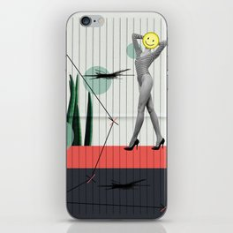 wrong path to selflessness iPhone Skin