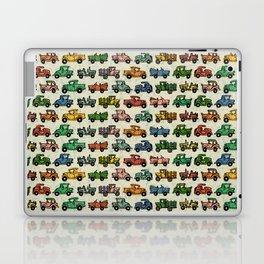 Cars and Trucks Laptop & iPad Skin