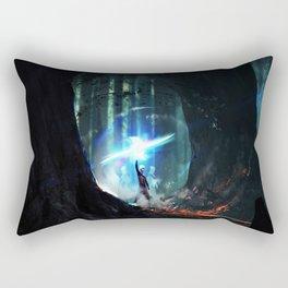 rasenshuriken Rectangular Pillow