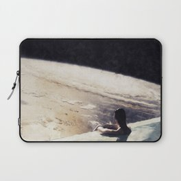 edge of uncertainty Laptop Sleeve
