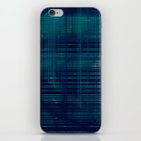 moss iPhone & iPod Skins featuring MOSS by Mike Maike