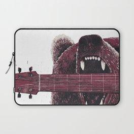 Big Bad Bear Laptop Sleeve