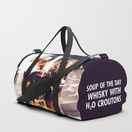 Soup - 30's Philosophy Duffle Bag