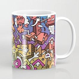 Thirty Chunks of Today Coffee Mug