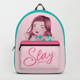 bayley dress Backpack