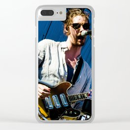 Hozier Clear iPhone Case