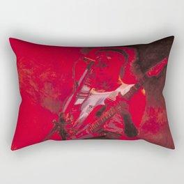 Stuart Adamson Big Country Rectangular Pillow