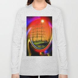Sailing romance 13 Long Sleeve T-shirt