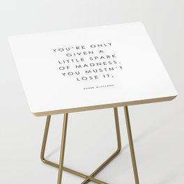 Spark Side Table