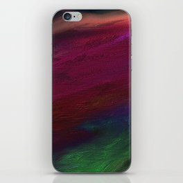 Aura of Color iPhone Skin