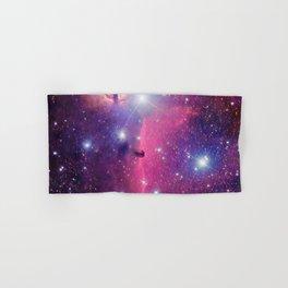 Purple Galaxy Hand & Bath Towel