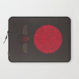Sacred Sun Laptop Sleeve