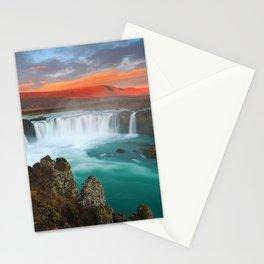 Godafoss Stationery Cards