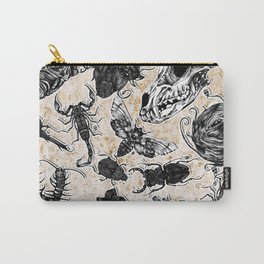 Bones and co 2 Carry-All Pouch