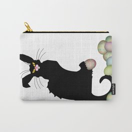 Le Chat Noir - Easter Carry-All Pouch
