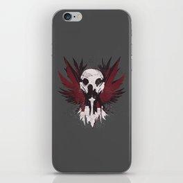 Villain iPhone Skin