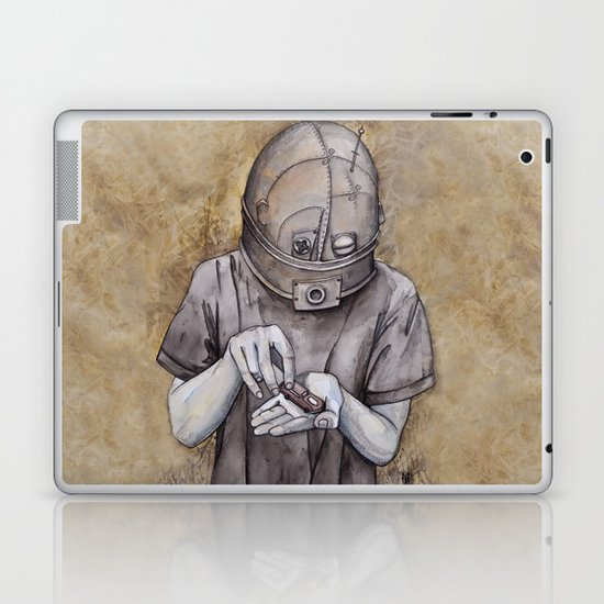 It starts early Laptop & iPad Skin