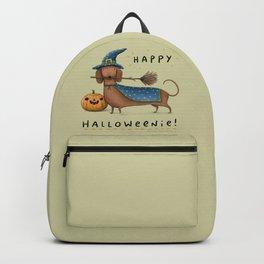 Happy Halloweenie! Backpack