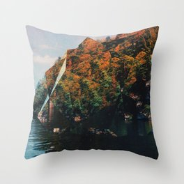 HĖDRON Throw Pillow
