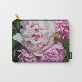 Peony in the sun Carry-All Pouch