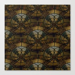 Mod Urn Art Canvas Print
