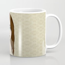 Pretty Vintage Girl - Esther Coffee Mug