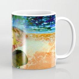 Electric cyborg Coffee Mug