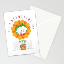 It's a Beatiful Day Stationery Cards
