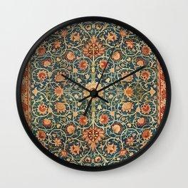 Holland Park William Morris Wall Clock