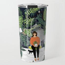 dark room print Travel Mug